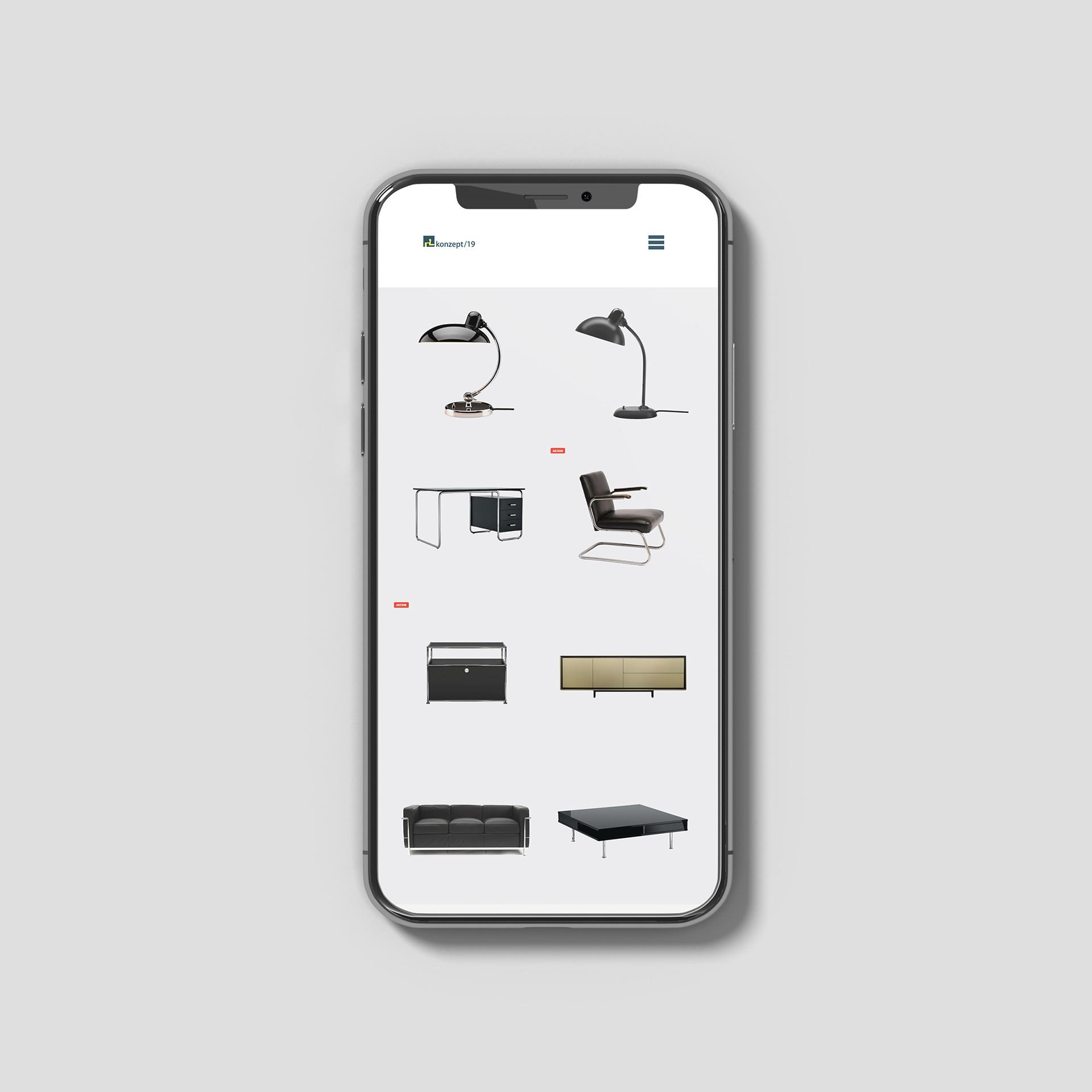 Web Design Homepage Dortmund