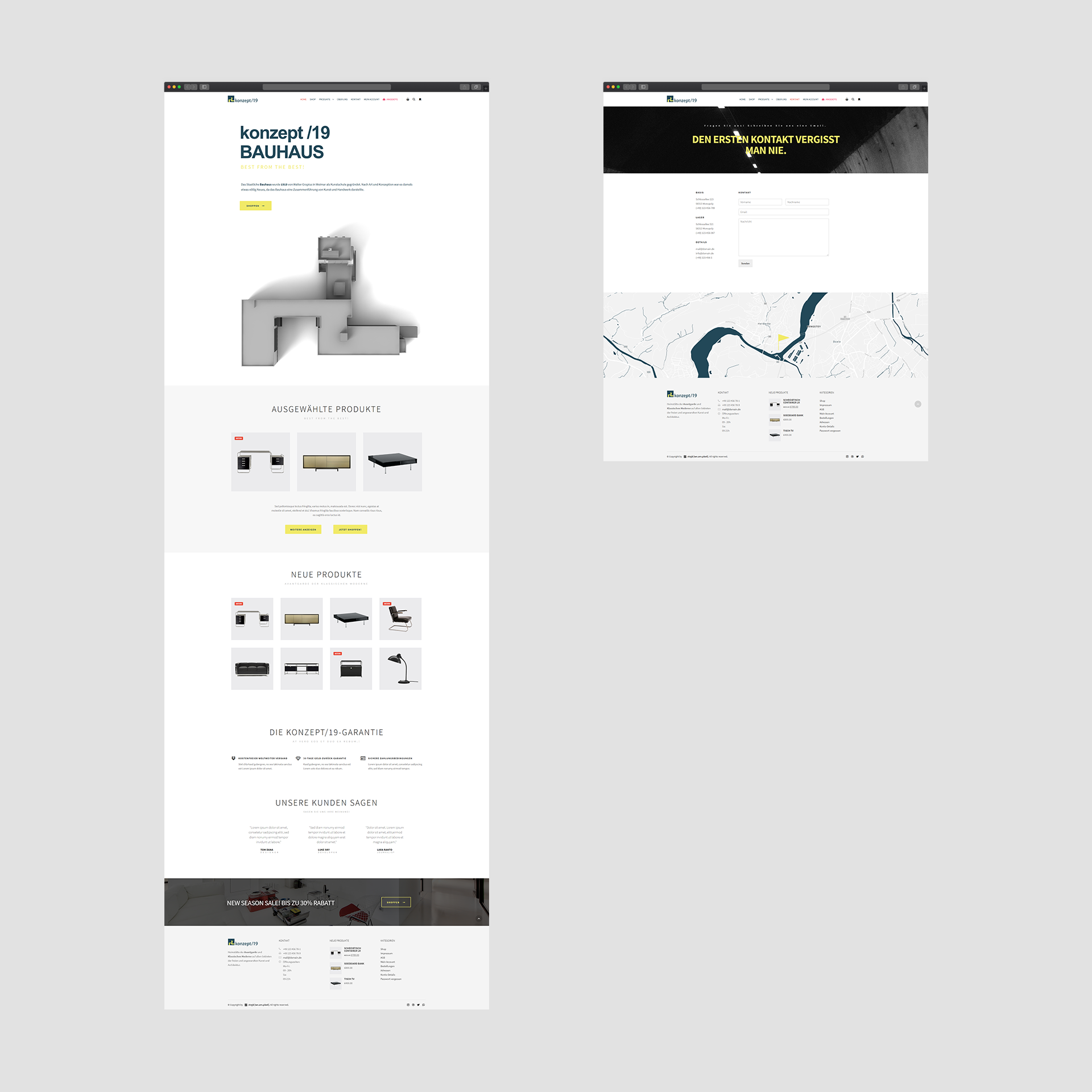 strgS // Online Webdesign Agentur Dortmund - Responsive Webdesign