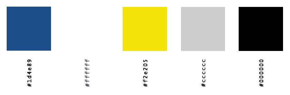 Color Palette - Webdesign