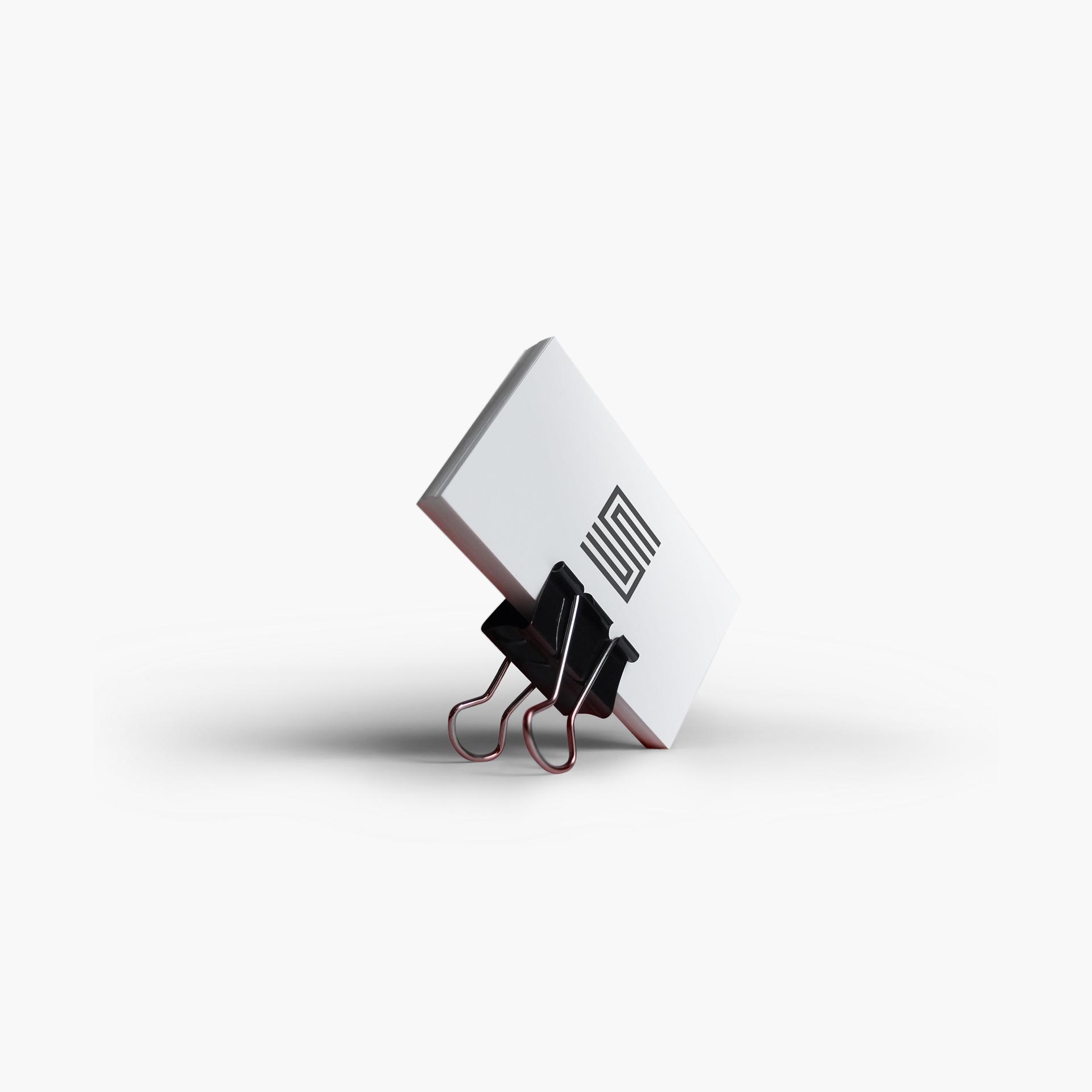 strgS // Online Webdesign Agentur Dortmund - Business Card - Visitenkarte